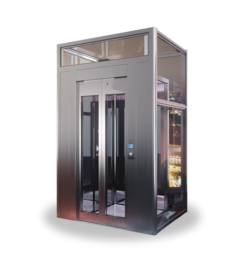 High Tech Elevator For Your Home I Domuslift By Giugiaro