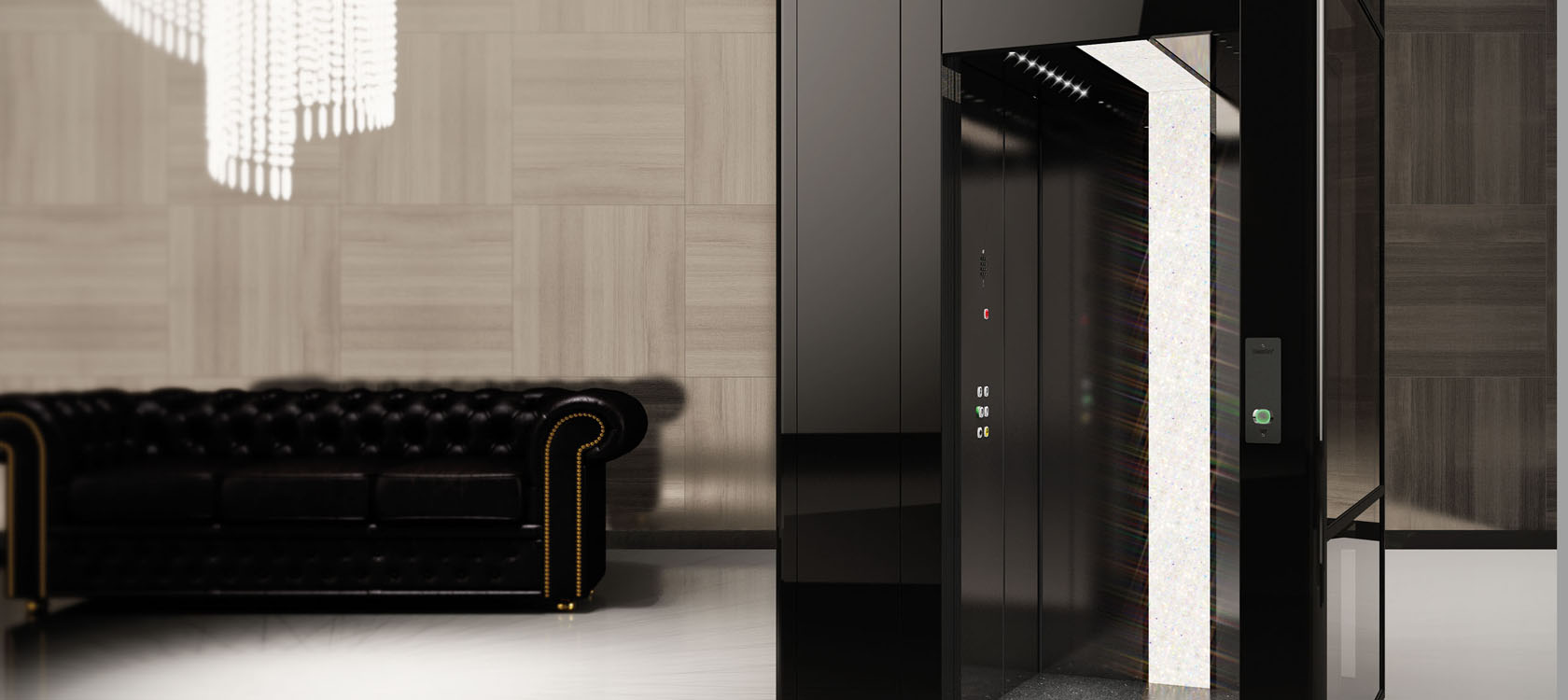Luxury home elevators and italian design for your home for Luxury homes with elevators