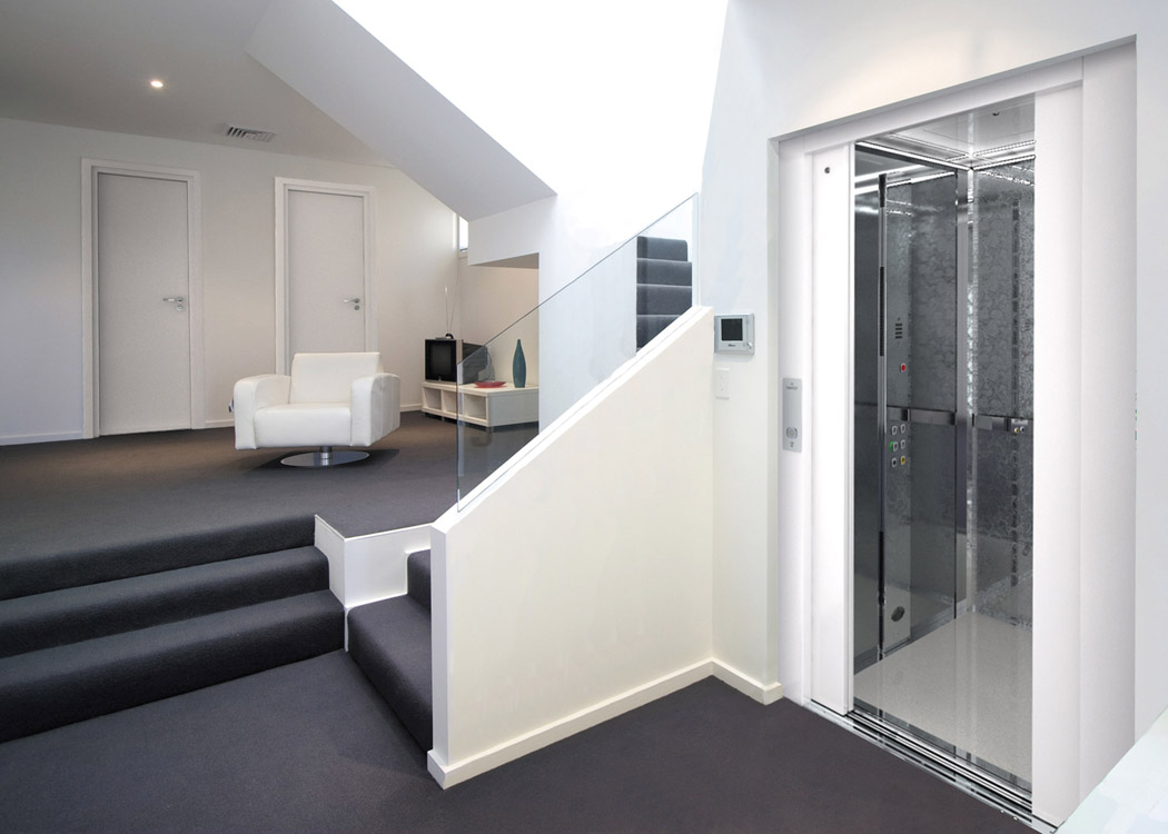 Home Elevator Safety as an Essential Feature of our DomusLift