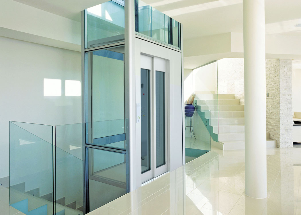Panoramic Glass Elevator With 360 176 View